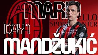 #ReadyToUnleash | Mario Mandžukić meets Milanello