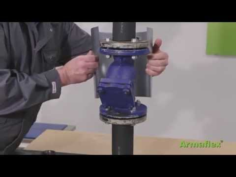 Armacell - Armaflex Sheet Strainer Application Video