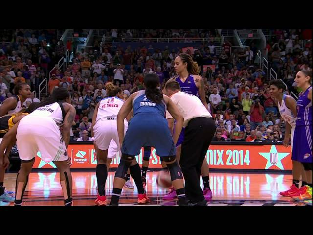 All-Access:  2014 WNBA All-Star Weekend