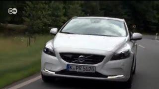 على المحك: سيارة فولفو  V40 | عالم السرعة