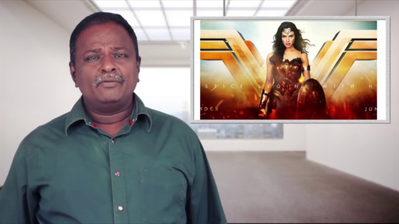 WONDER WOMAN 1984 Review - WW84 - Gal Gadot, Patty Jenkins - Tamil Talkies