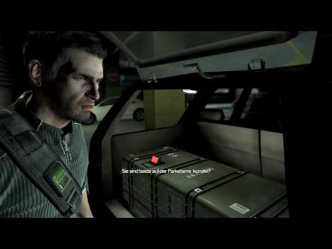 #28 Let's Play Splinter Cell Conviction [BLIND] - Third Echelon