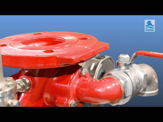 BERMAD 400Y Torrent – Fire Protection Valve
