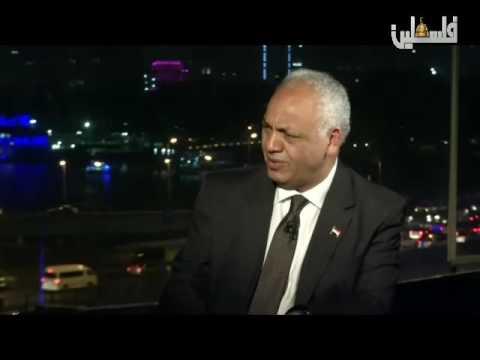 حال السياسة (متانة العلاقة الفلسطينية والمصرية)