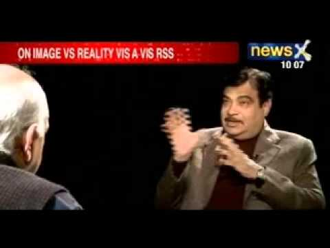 Decode India with MJ Akbar: Nitin Gadkari