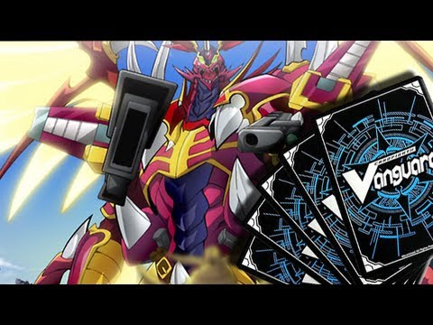 Cardfight! Vanguard Cray Online Deck Profile - Dragonic Overlord The End V1.0