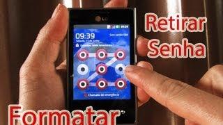 Desbloquear O LG Optimus L3 (Resetar Formatar) Tirar O