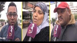 بالفيديو..مغاربة طالع ليهم الدم من البنية التحتية و الطرقات بعد التساقطات المطرية الأخيرة | نسولو الناس
