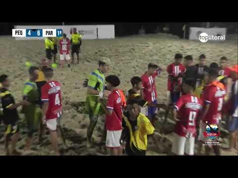 Disputa do 3º Lugar - Jogo 15 - 2ª Taça São Paulo de Beach Soccer