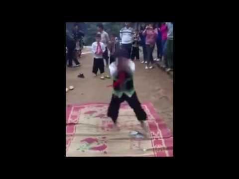 Em bé vùng cao nhảy Hip-hop cực đỉnh