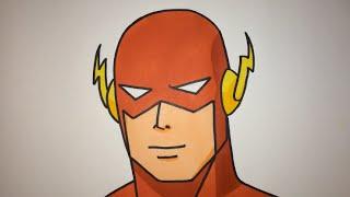 como dibujar flash kawaii paso a paso   kawaii facil   how