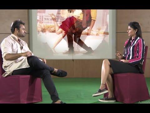 Intelligent Special Interview Sai Dharam Tej