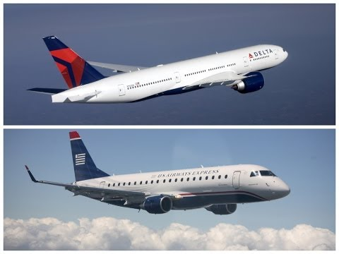 Delta, U.S. Air Waive Flight Change Fees Due To Storm