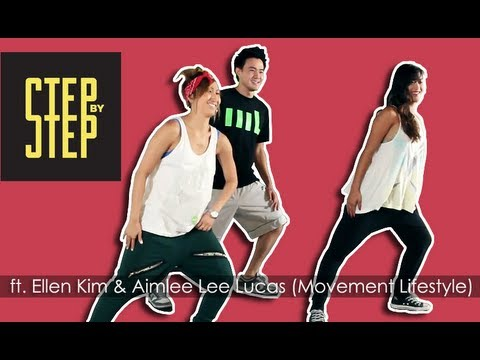Step By Step Ep. 3 - Dancing K-POP with Ellen Kim & Aimee Lee Lucas