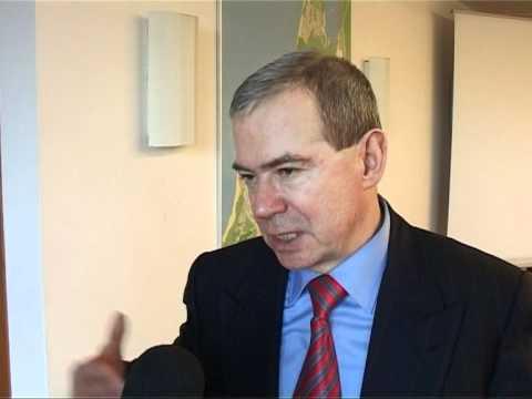 Смотреть видео Лембергс: Вентспилс хочет сотрудничать с Китаем