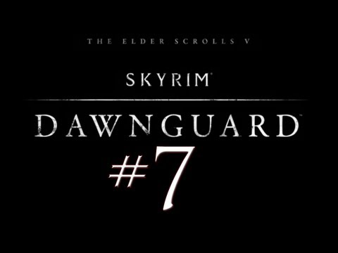 Skyrim Dawnguard DLC PC Walkthrough / Gameplay Part 7 - The Secret Garden