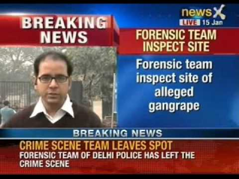 Danish gang rape case: Crime scene team of Delhi police has left the spot - NewsX