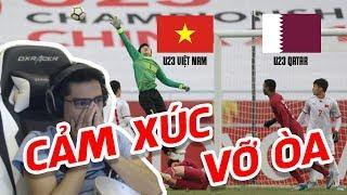 PEW SUNG SƯỚNG ĐẾN KHÓC KHI U23 VIỆT NAM VÀO CHUNG KẾT