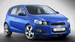 Crash test New Chevrolet Aveo 2012 videos