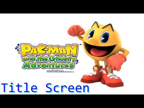 Pac-Man and the Ghostly Adventures Music - Title Screen