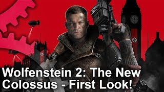 Wolfenstein II: The New Colossus - 11 perc játékmenet