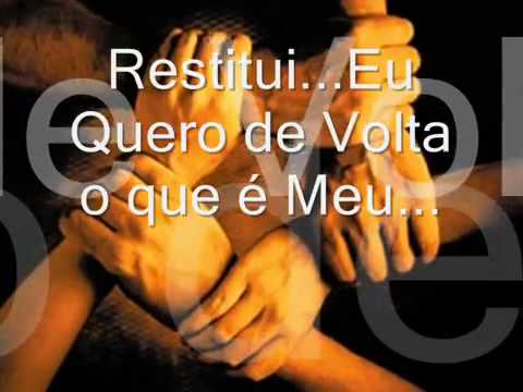 Restitui - Toque no Altar