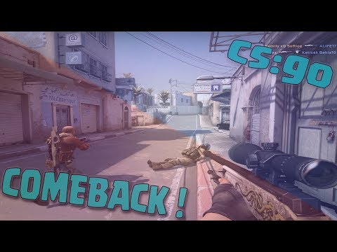 HighLight - CS:GO - COMEBACK !
