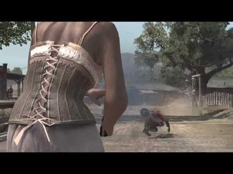 Женщины Red Dead Redemption