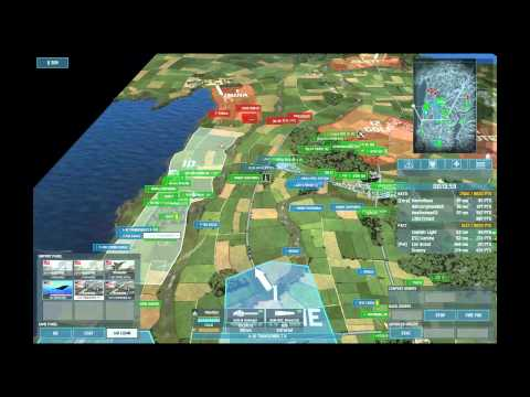 Wargame Airland Battle 4v4 on Gavle using a U.S. Mechanized Bonus Deck