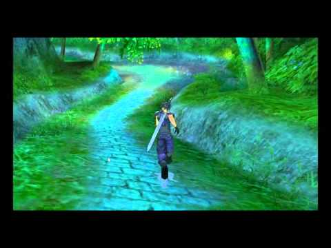 Emulando o PSP:Crisis Core Final Fantasy VII