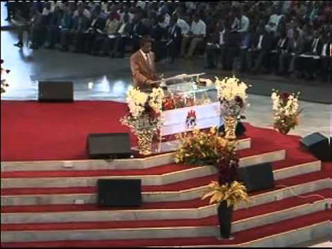 ANOINTING FOR BREAKTHROUGH PT1A