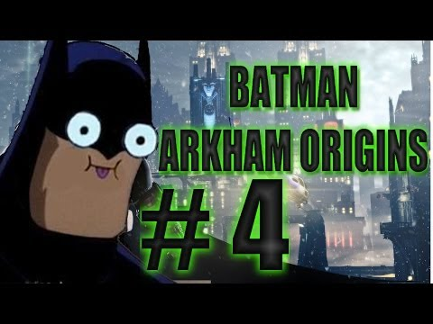 BR Plays Batman Arkham Origins Part 4: Penguin the Arms Dealer (Hellooo Tracey)