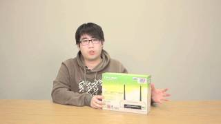 TP LINK 3G/3.75G Wireless N Router (TL-MR3420) Unboxing