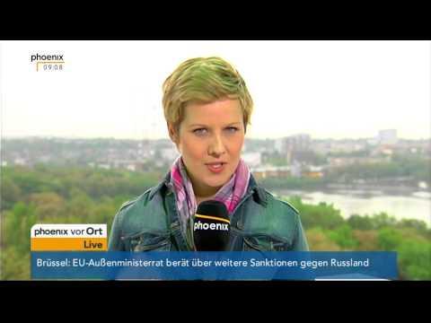 Ost-Ukraine: Nicole Diekmann zum Referendum am 12.05.2014