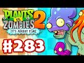 Plants vs. Zombies 2: It's About Time - Gameplay Walkthrough Part 283 - Tiki Torch-er! (iOS)