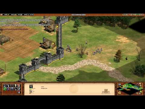 Steam Plays - Age of Empires II HD - William Wallace Campaign - Episode 004 - Forging Alliances!