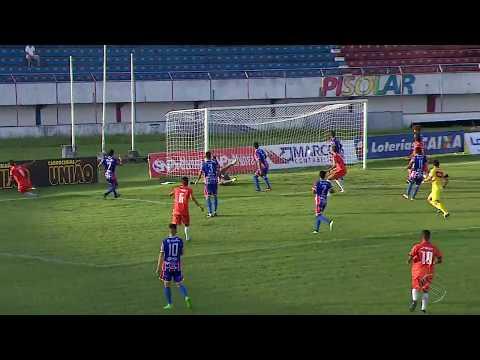 Itabaiana 2x1 Atlético de Carpina/PE - Campeonato Brasileiro da Série D 2017