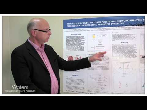 Waters ASMS 2013 Poster: Multi-Omics Analysis to Derive Disease Biomarkers
