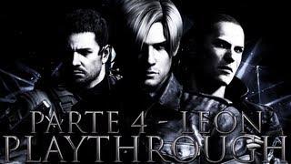 Resident Evil 6 Playthrough Cemitério E @CeJBrasil