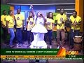 obaapa christy performs live on adom t