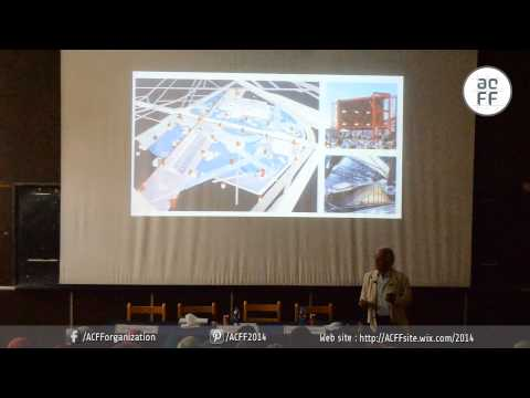 The pavilion between different architecture schools by Dr. Mohamed Tawfik Abdl Gawad