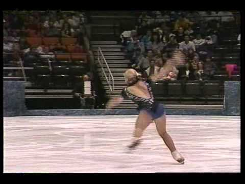 Nicole Bobek (USA) - 1995 Metropolitan Skating Open International, Ladies' Short Program