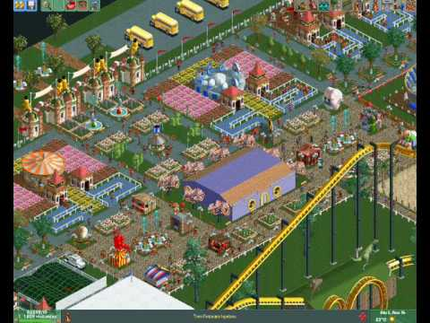 Roller Coaster Tycoon 2 Full Review