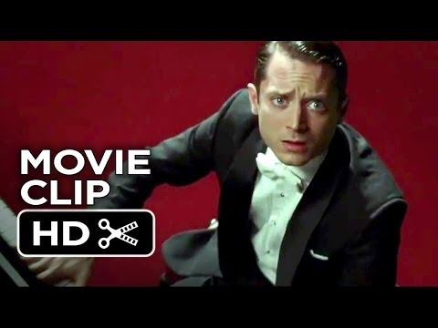 Grand Piano Movie CLIP - Dead Body (2014) - Elijah Wood Thriller HD