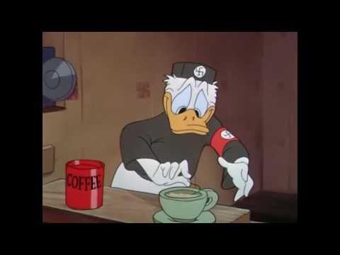 Donald Duck - Der Fuehrer's Face -MQsEw3GvUW8