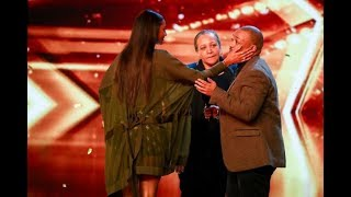 Alesha's GOLDEN BUZZER | Lifford Shillingford as past fame with Artful Dodger reveale