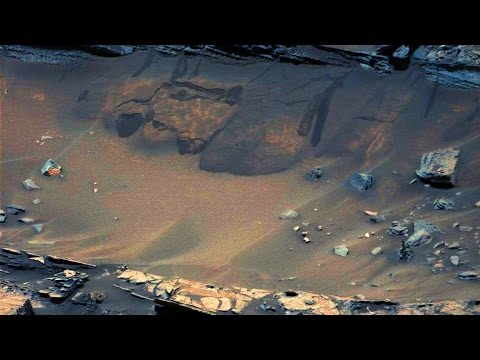 Curiosity Rover: Landscapes & Eclipses, Mars Anomalies