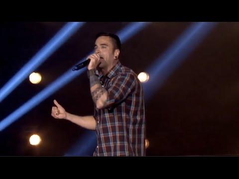 Cristopher Clark - X Factor Brasil 2016 - Desafio das Cadeiras