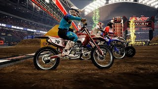 MX vs ATV All Out - Megjelenés Trailer