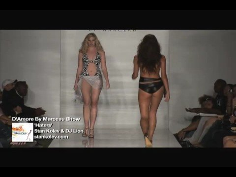 D'Amore Swimsuit Runway!